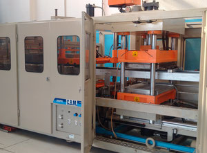 Cbm Moretti VPK-C76 Thermoforming - Form, Fill and Seal Line