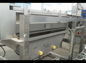 Kiremko Potato Scroll Grader Lebensmittelmaschinen