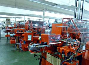 Máquina de producción de chocolate Sapal TD