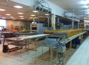 Machine de production de chocolat Nielsen M680