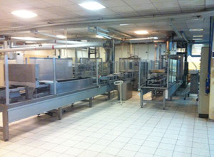 Machine de production de chocolat AASTED Midi C-425