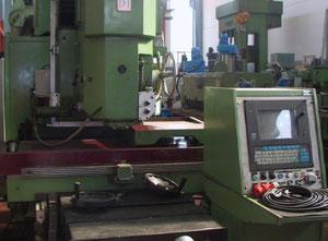 Used Sachman Arimos cnc vertical milling machine