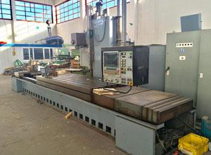 Cnc dikey freze makinesi Mecof C R 15 CNC