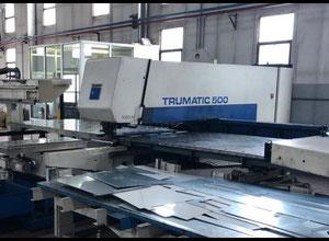 Punzonatrice CNC usata Trumpf TC 500 R - 1600