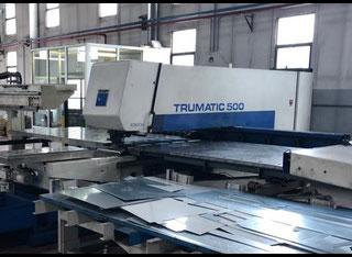 Trumpf TC 500 R - 1600 P90723011