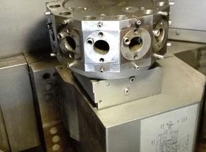 Cnc torna Gildemeister CTX400 Twin V5