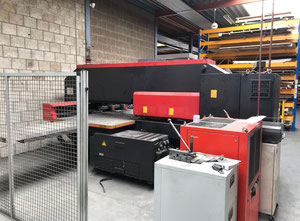 Amada Vipros 255 CNC punching machine
