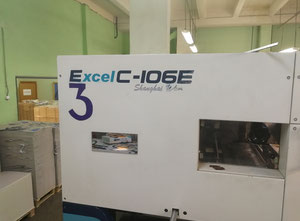 YAWA EXCEL 106E - AUTOMATIC DIE CUTTING MACHINE WITH STRIPPING