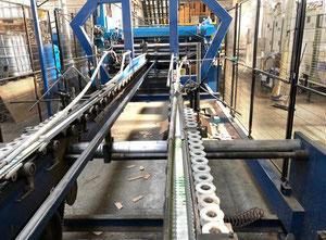 Stroj na pevnou vazbu Massenzana SIPACK
