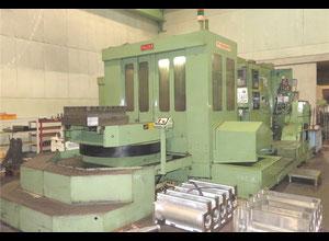 Yasuda YBM-800N-80APC Горизонтальный обрабатывающий центр