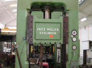 Müller BZE 160 metal press