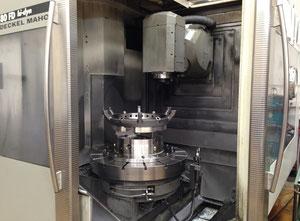 DMG DMU 80 FD hi-dyn Вертикальный обрабатывающий центр