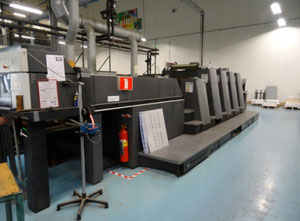 Heidelberg CD 74-4 LX C Offset four colours