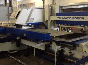 Used TRUMPF TC 2020 R CNC punching machine