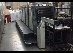 Komori L 428 Offset four colours