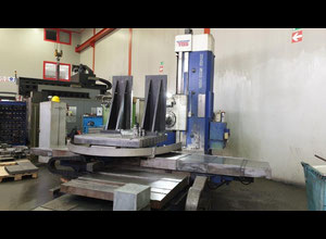TOS WH 105 Table type boring machine CNC