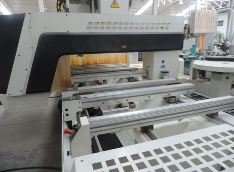 SCM Record Prisma Wood CNC machining centre - 5 Axis - Exapro