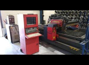 Nessap 1600 Kombi PLUS Schneidemaschine - Plasma / gas