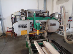 Czech / Pilous CTR 800 S Band saw