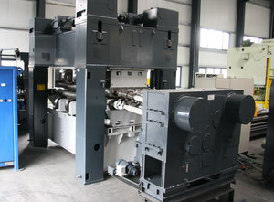 WMW UBR 16x2500 /1-10 Sheet Straightening Machine Conventional
