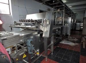 Comas LTT 800 Линия для производства печенья и круассанов