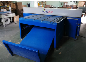 Autobox Hipak 2675 AF Carton converting machine