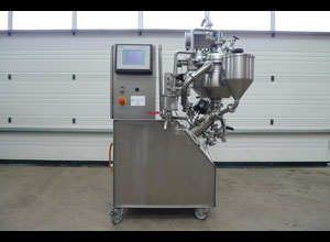Eurolux-BAV vacuum process plant A15 For mayo, ketchup, dressing, sauces