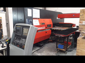 Amada Europe 255 CNC punching machine