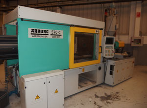 Arburg ALLROUNDER 570-2000-675C Injection moulding machine