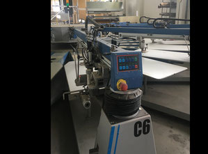Tek Ind ALFA PLUS 10/22 Screen printing machine