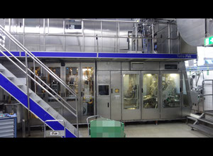 Full Tetra Pak C3 Flex Filling Line 1000 EDGE, Ultra Clean, For ESL/Fresh Milk