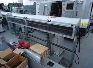 Used LNS SPRINT 55 Bar feeder