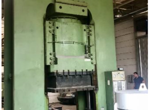 Weigarten- Muller PO-2400 metal press