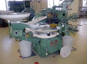 GD 2500 Cutter and wrapper for candy