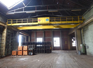 DEMAG 5 ton x 14 100 mm Hoister