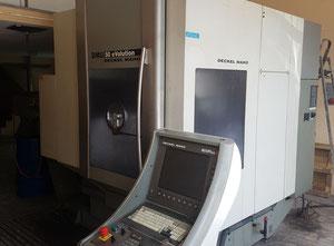 Centro de mecanizado 5 ejes Deckel Maho DMU 50 eVolution
