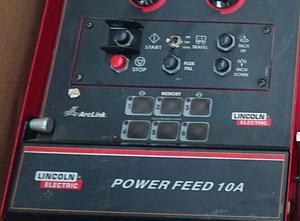 Lincoln powerwave Schweissmaschine