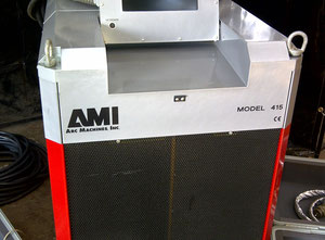 AMI  Orbital Welding Power Source and Weld Heads