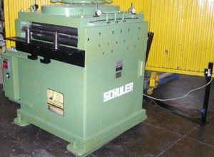 Schuler 800x4 Straightening machine