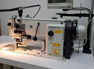 Macchina da cucire automatica Durkopp Adler 767VF