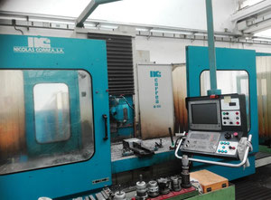 Used Correa A 25/30 cnc vertical milling machine