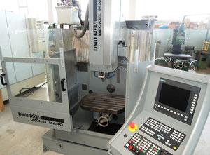 Deckel Maho DMU 50 M cnc vertical milling machine