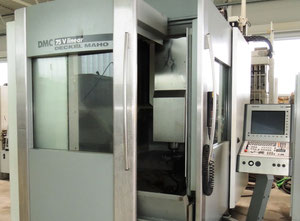 Deckel Maho DMC 75 V Linear high speed machining center