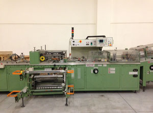 Used Sitma C80 750i Overwrapping machine