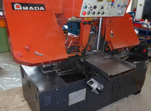 Amada HA-400W band saw for metal