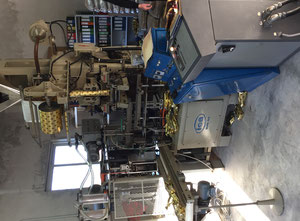 ICA CSV-30 vertical bagging machine + vacuum unit
