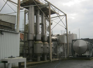 Laguilharre TVR Food machinery Rekompression von thermischen Dämpfen