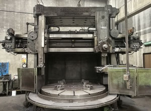 Used STANKO 1M553 vertical turret lathe