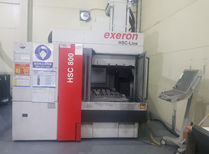 Wiertarka do metalu Exeron HSC800 / 3