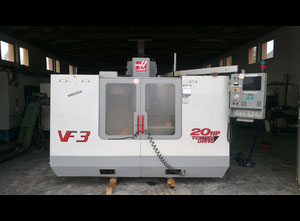 Haas VF 3 Machining center - horizontal